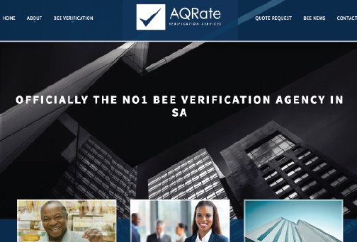 AQRate BEE Verification