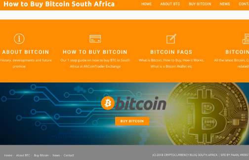 How To Buy Bitcoin South Africa
