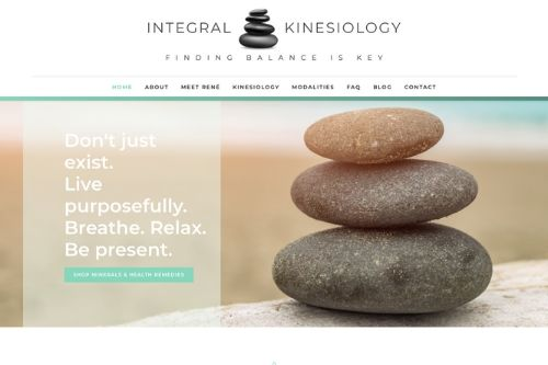Integral Kinesiology