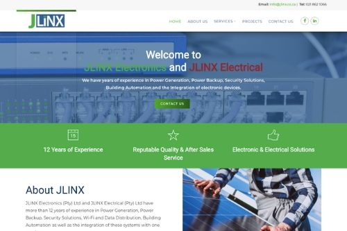 JLINX ELECTRONICS & JLINX ELECTRICAL