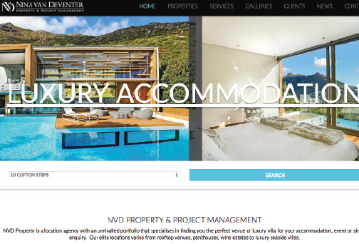NVD Property & Project Management | Cape Town Luxury Accommodation