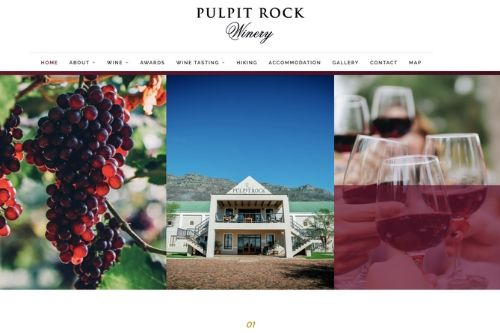 Pulpit Rock Winery