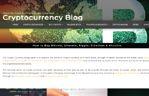 South African Crypto Currency Blog